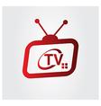 Television logo vector