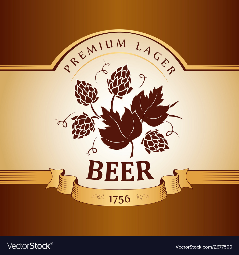 Beer brewery design vector | Price: 1 Credit (USD $1)