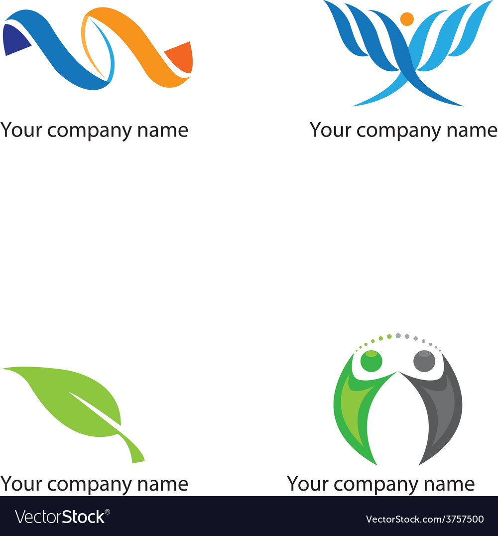 Life-and-green-logo vector | Price: 1 Credit (USD $1)