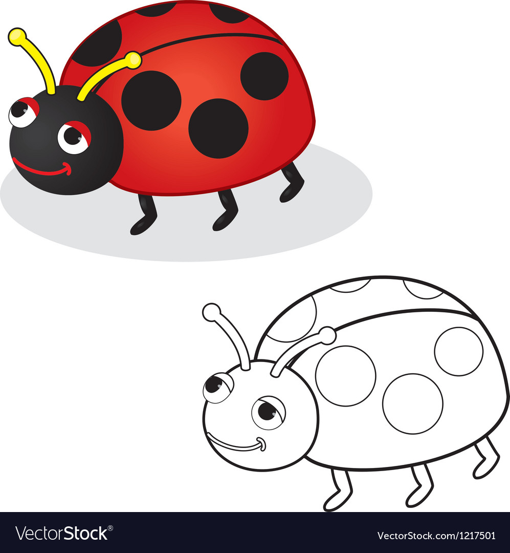 Bug toy vector | Price: 1 Credit (USD $1)