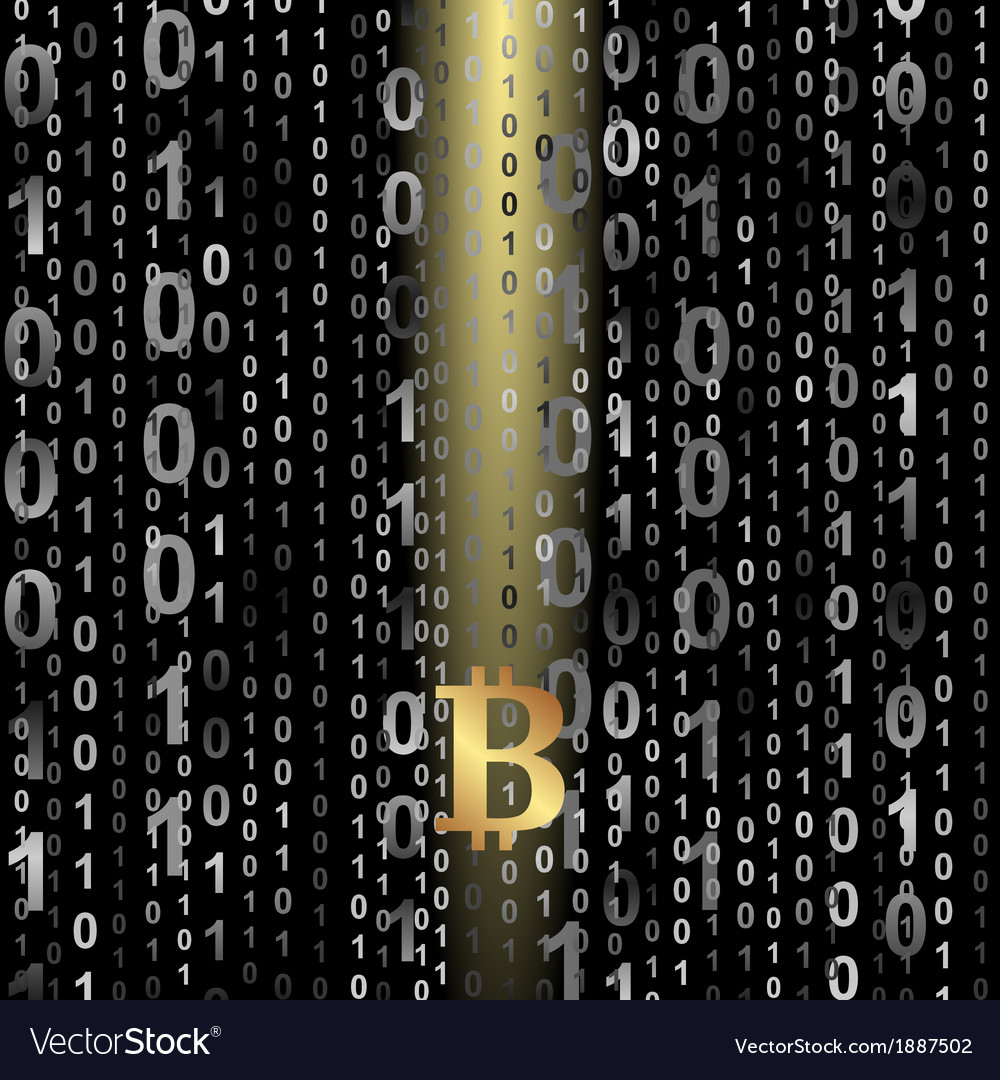 Bitcoin vector | Price: 1 Credit (USD $1)