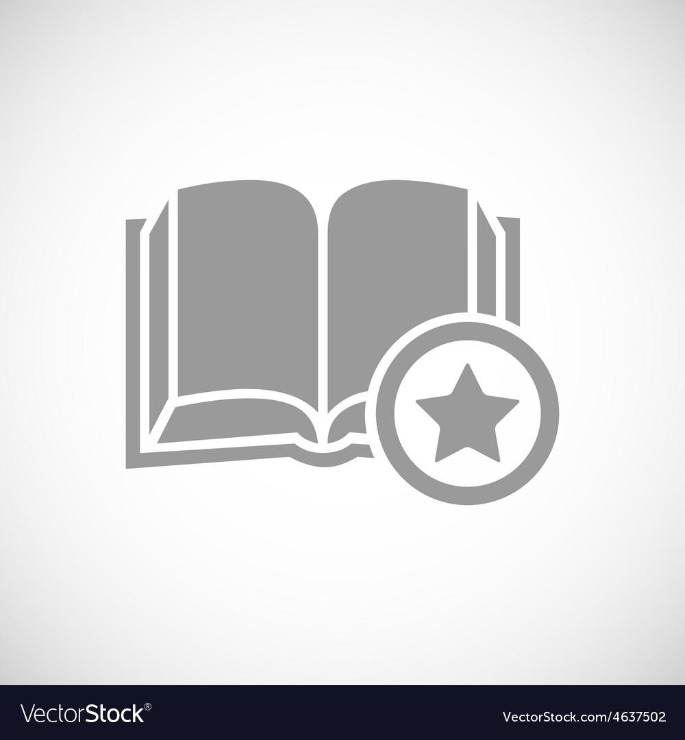 Favorite book vector | Price: 1 Credit (USD $1)