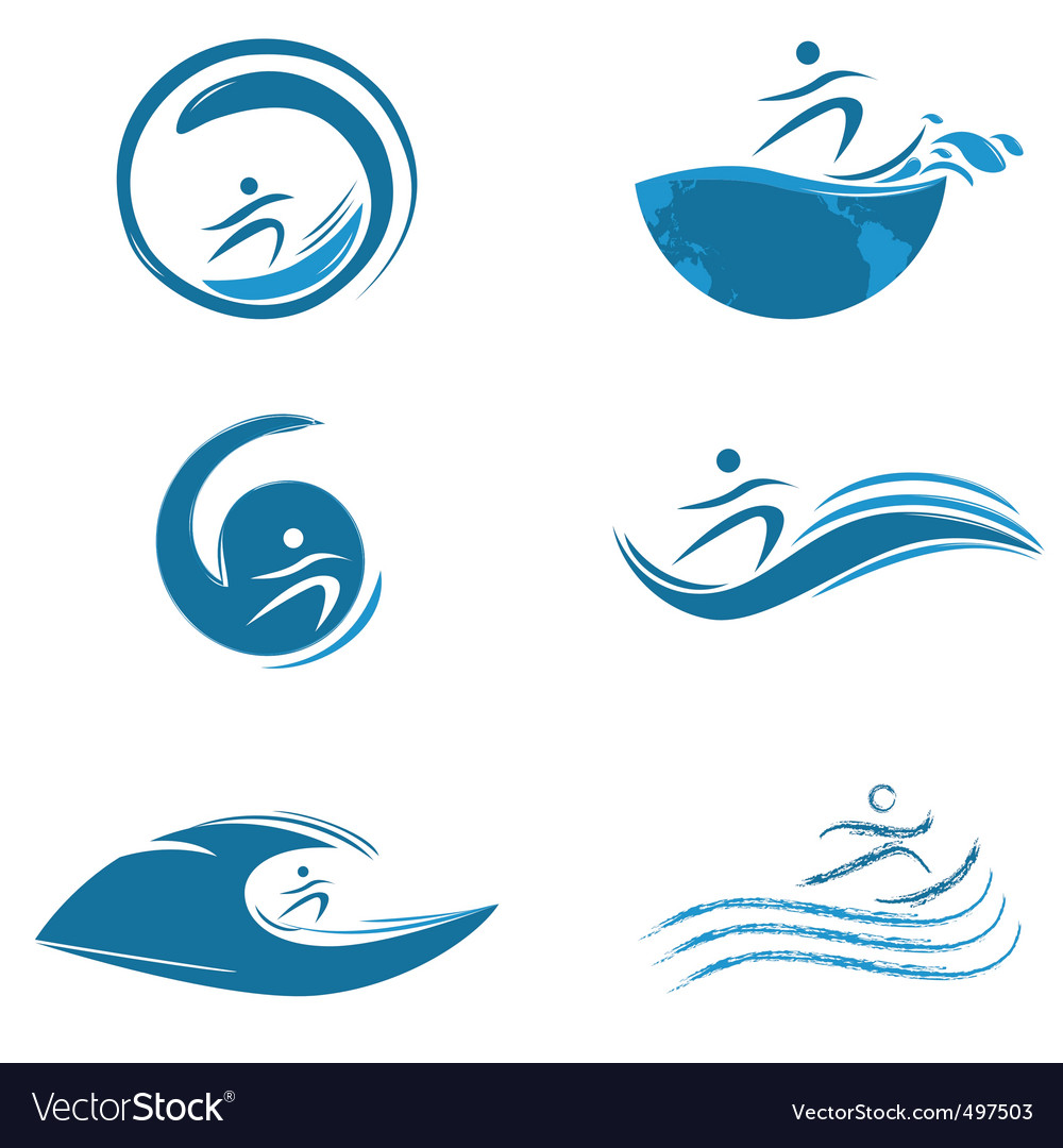 Water sports vector   Price: 1 Credit (USD $1)