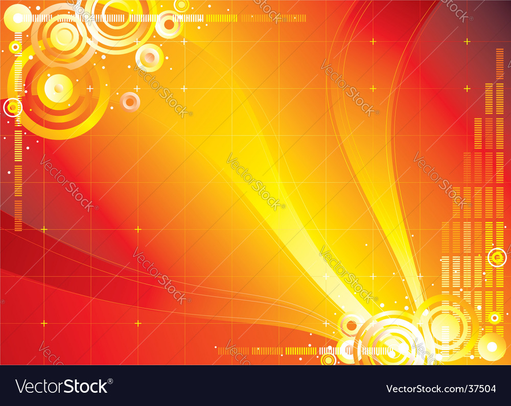 Abstract infinity background vector | Price: 1 Credit (USD $1)