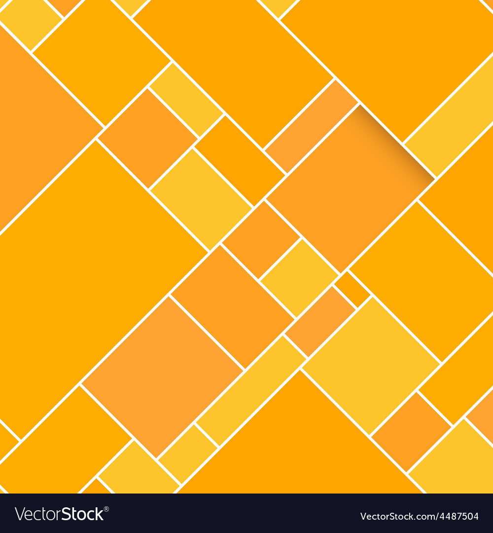Orange rectangular structured background vector | Price: 1 Credit (USD $1)