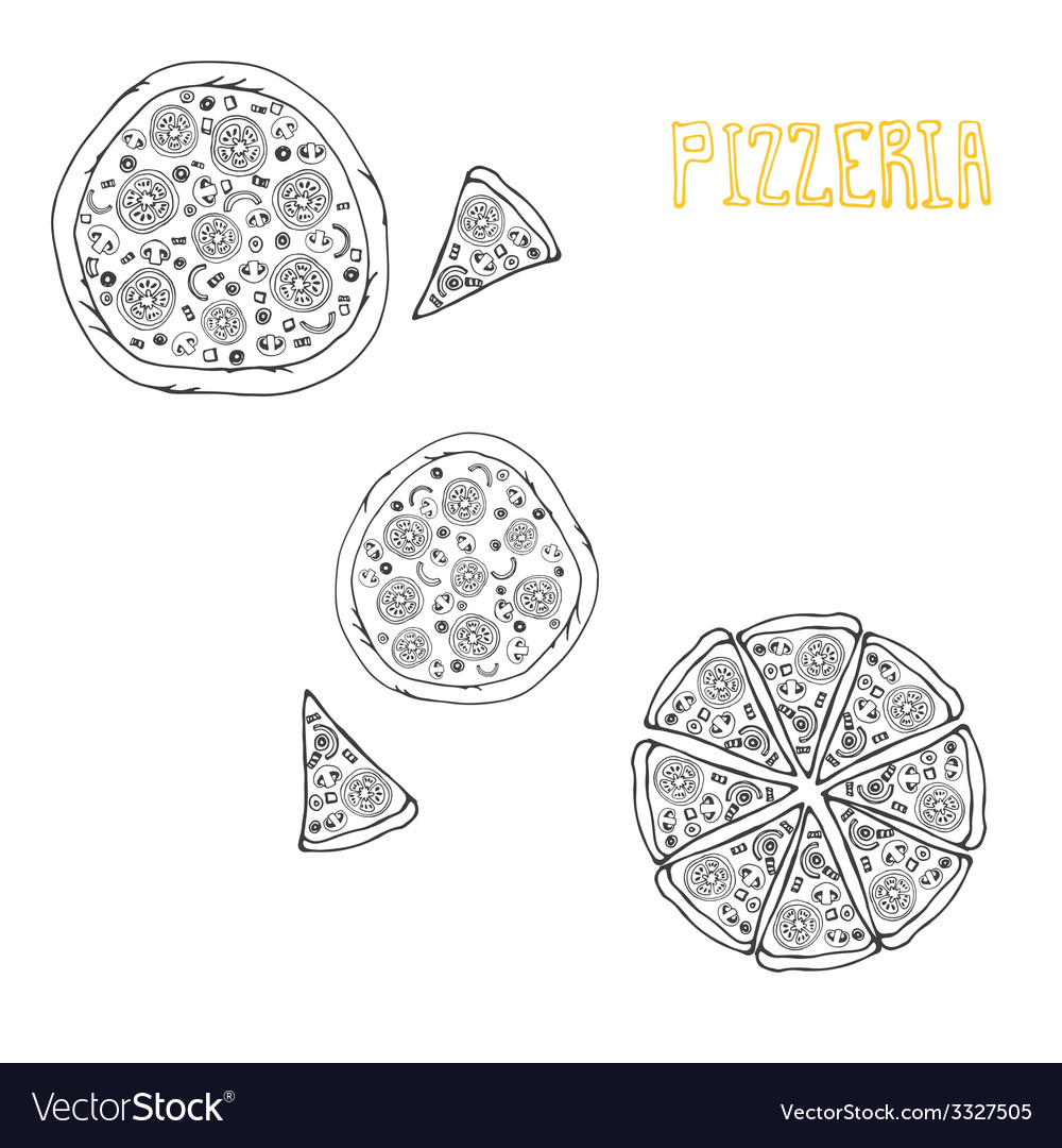 Pizzaitaliana2 vector | Price: 1 Credit (USD $1)