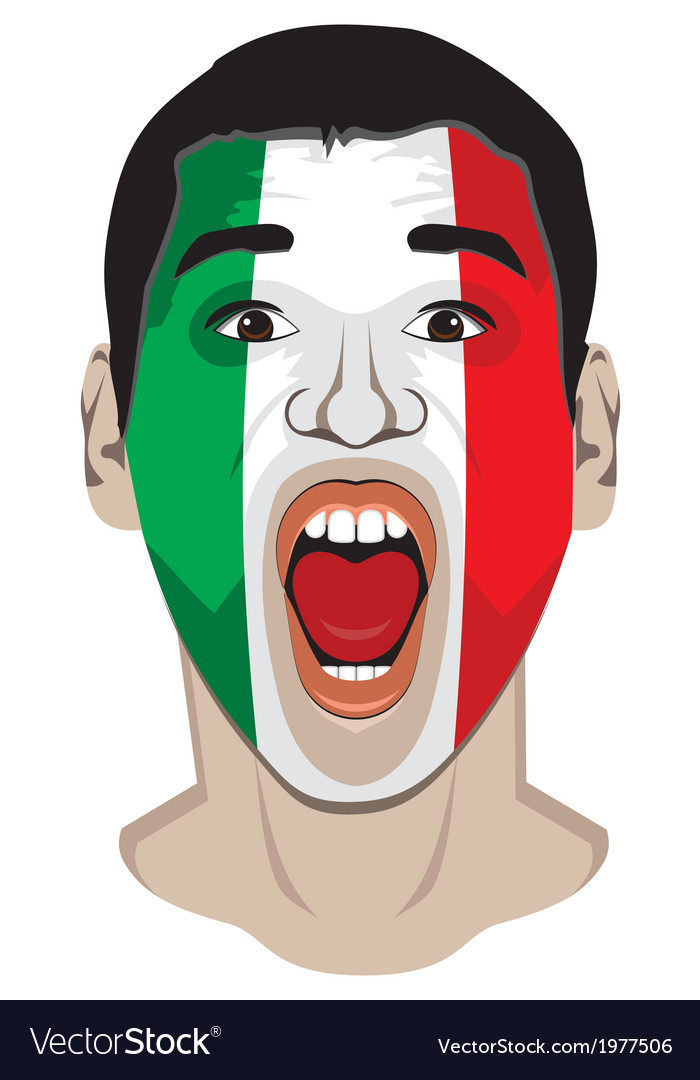 Go italy vector | Price: 1 Credit (USD $1)