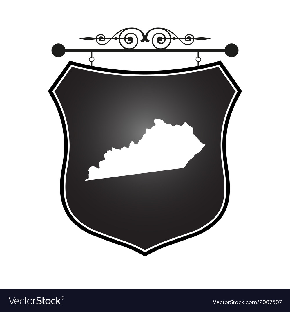 Kentucky vector | Price: 1 Credit (USD $1)