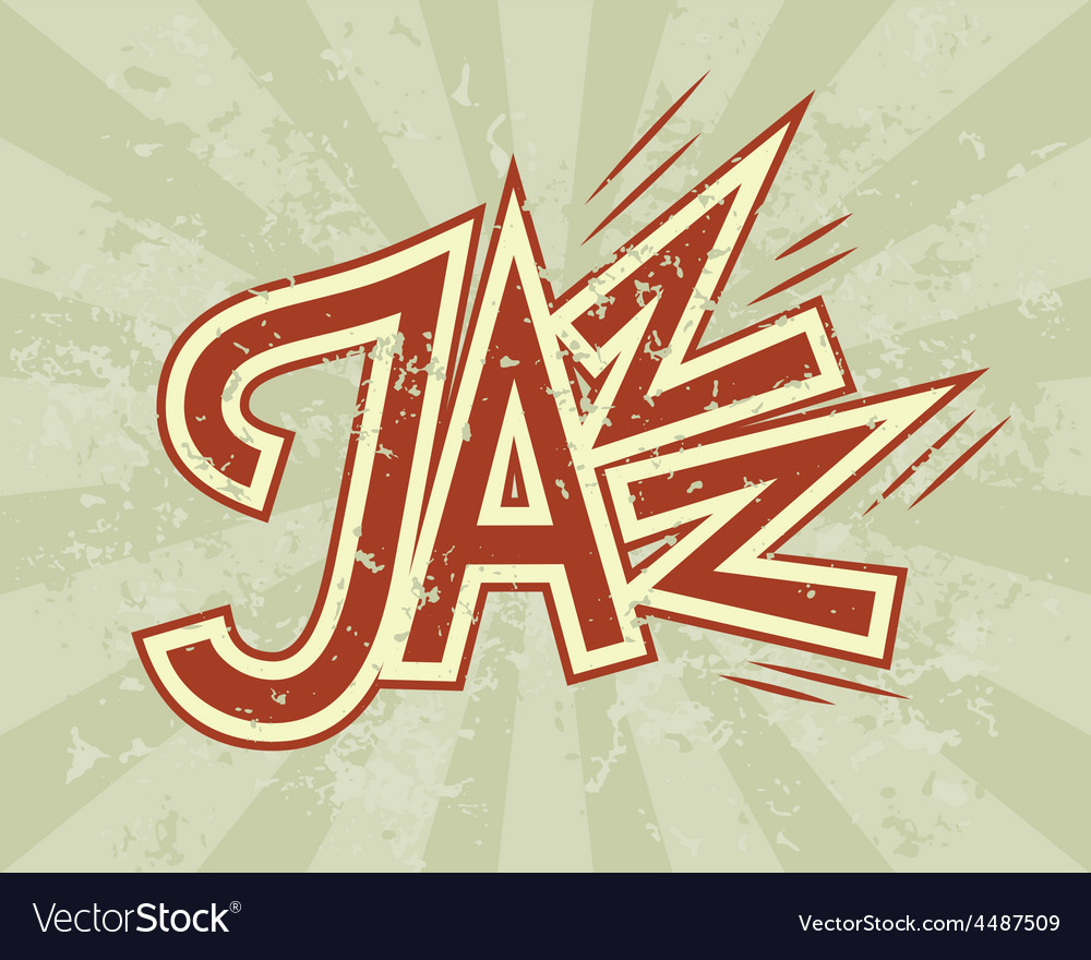 Jazz flyer vector | Price: 1 Credit (USD $1)