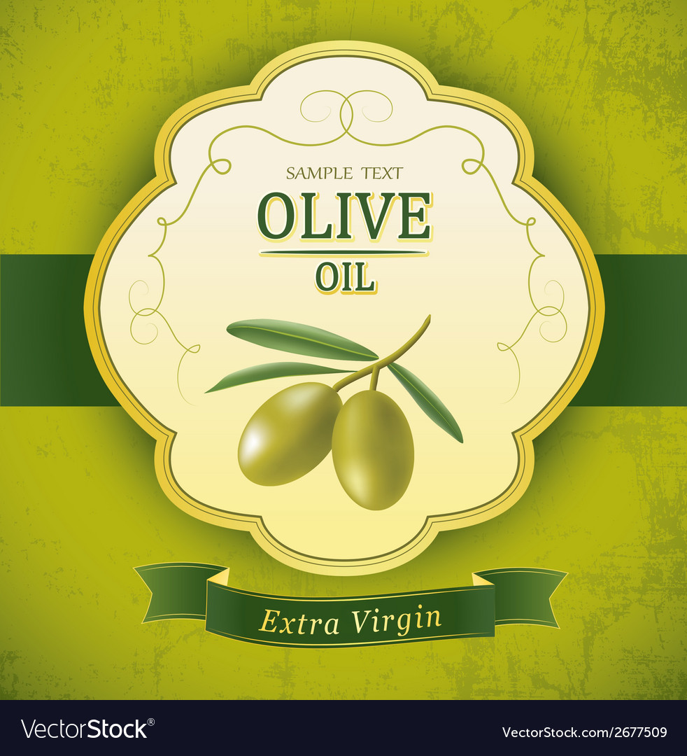 Olive oil background vector   Price: 1 Credit (USD $1)