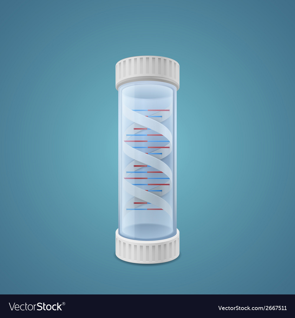 Dna in capsule vector | Price: 1 Credit (USD $1)