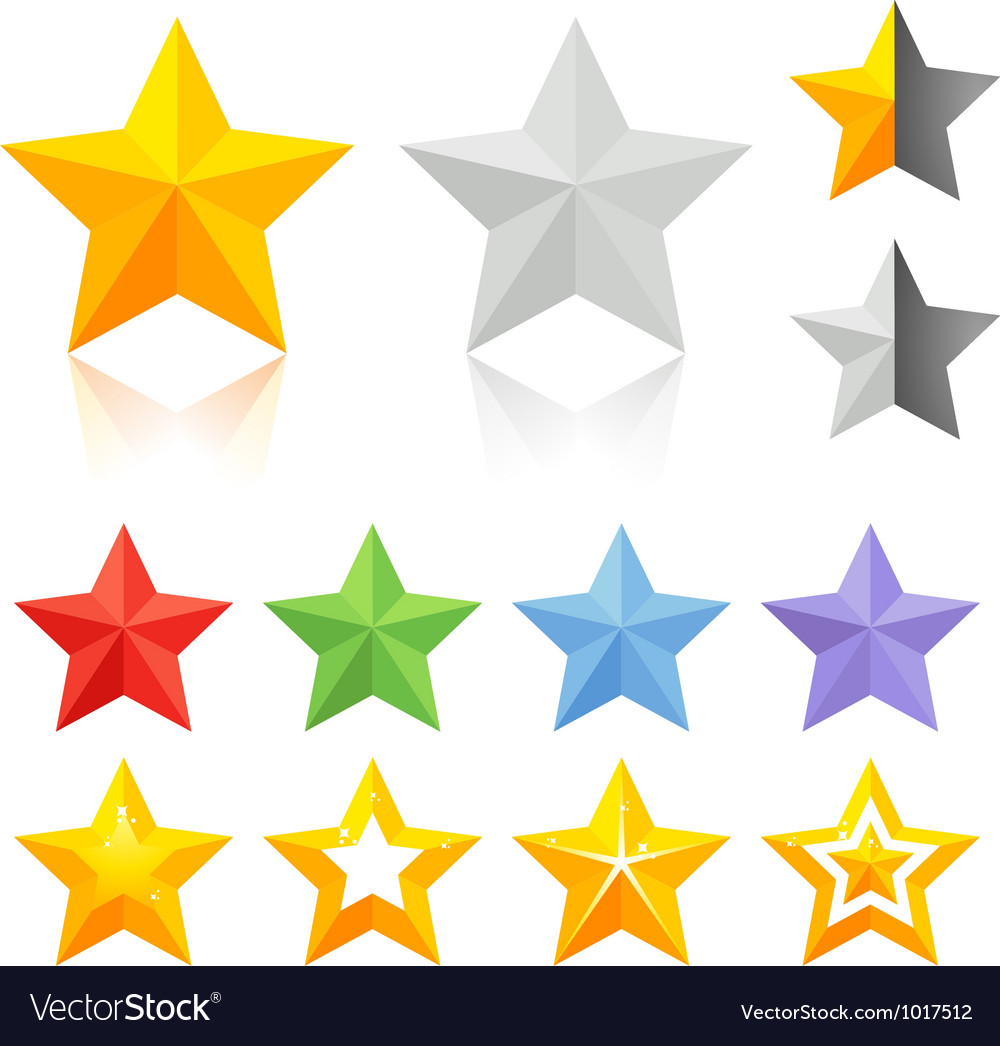 Star icon vector | Price: 1 Credit (USD $1)