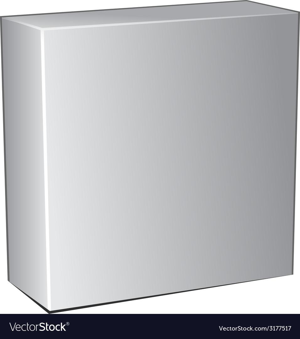 3d box vector | Price: 1 Credit (USD $1)