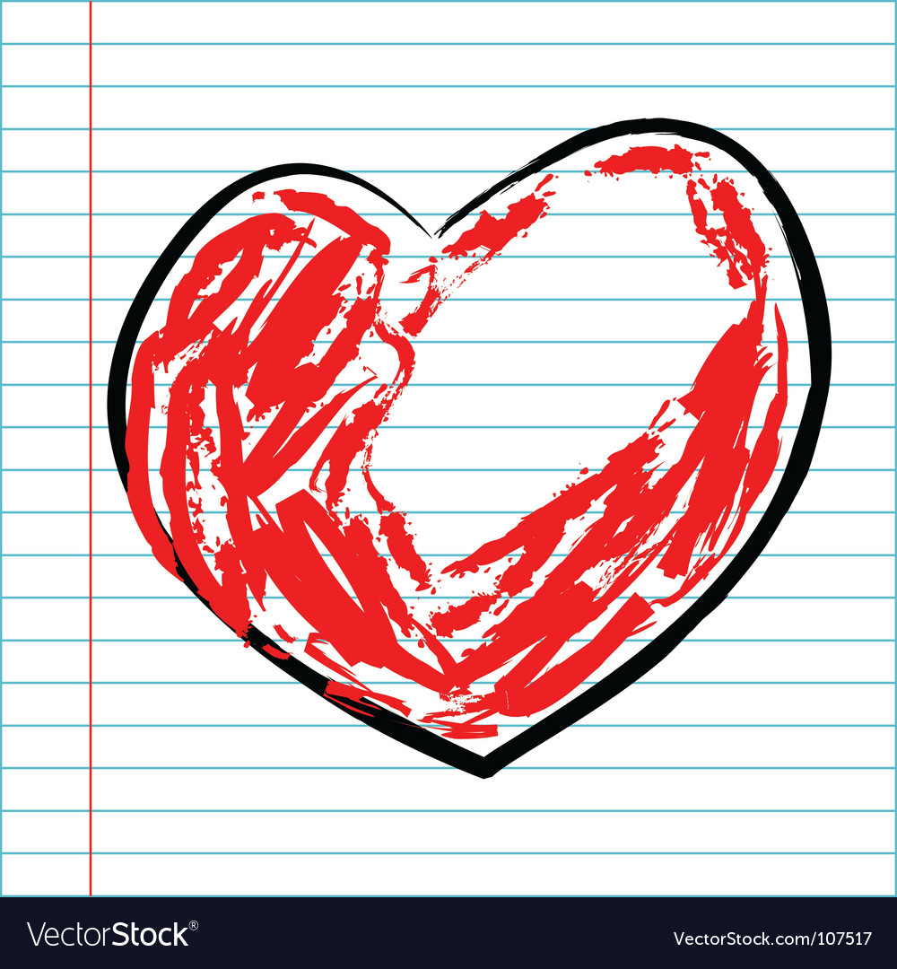 Kid heart vector | Price: 1 Credit (USD $1)