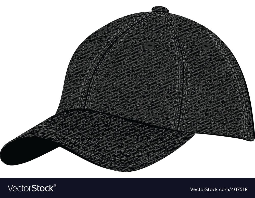 Denim cap vector   Price: 1 Credit (USD $1)