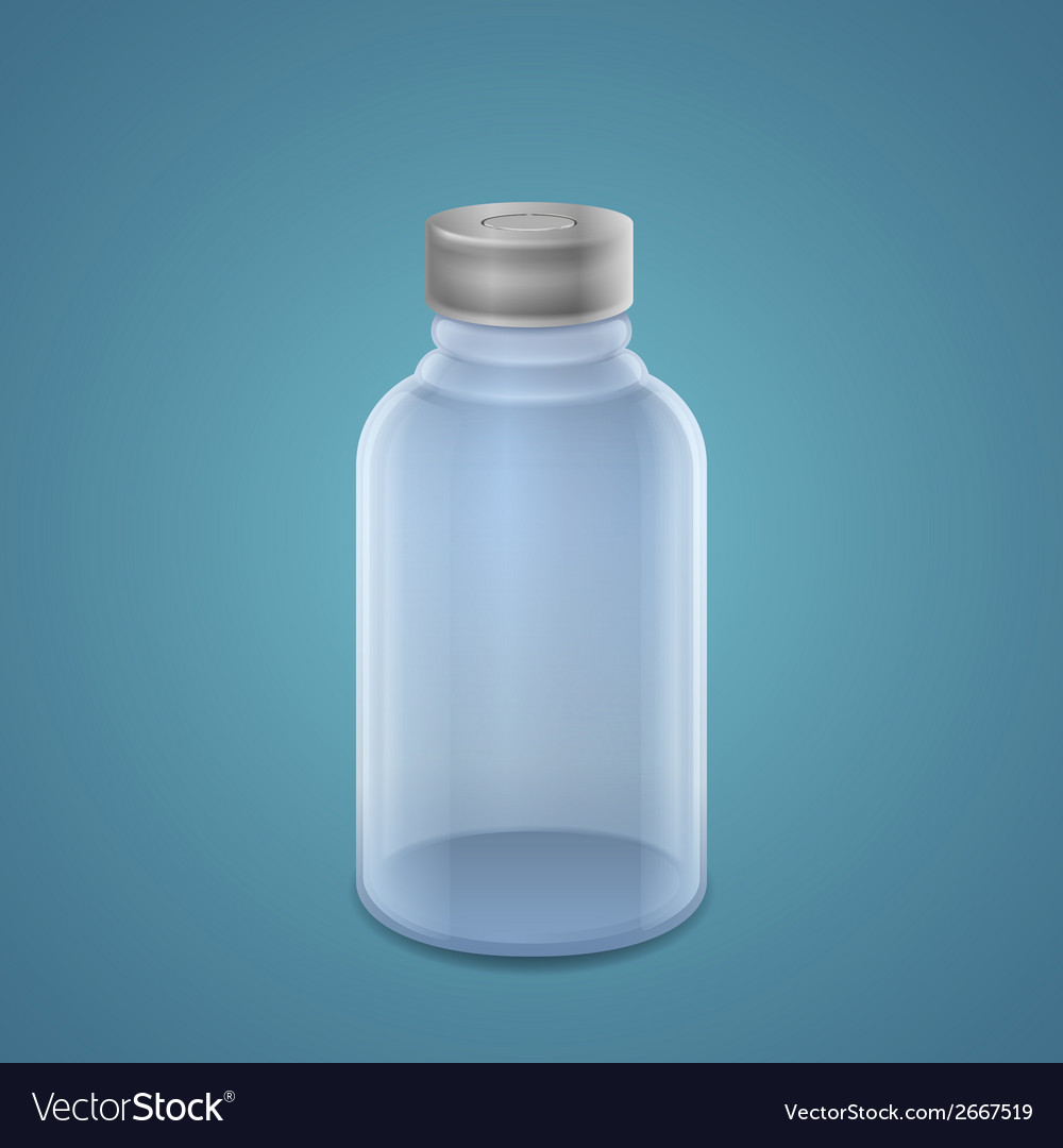 Empty jar for injection vector   Price: 1 Credit (USD $1)