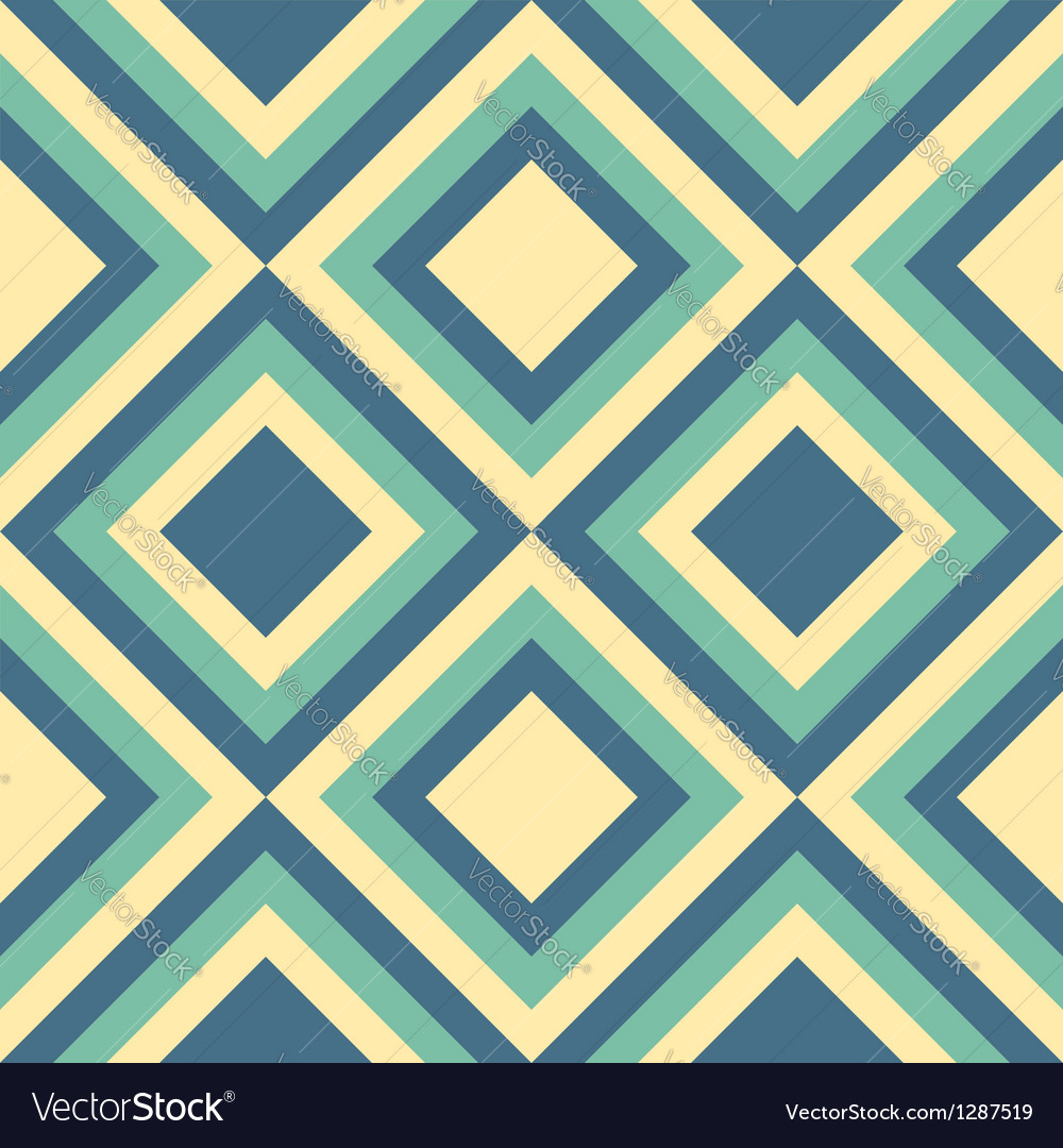 Geometrical pattern in green vector | Price: 1 Credit (USD $1)
