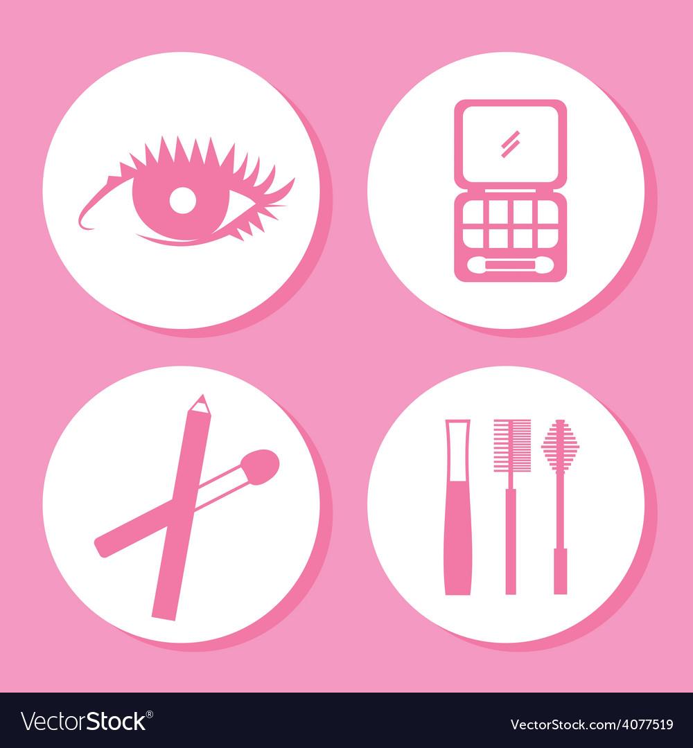 Makeup kit vector   Price: 1 Credit (USD $1)