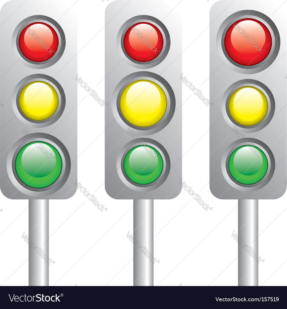 Road light vector   Price: 1 Credit (USD $1)