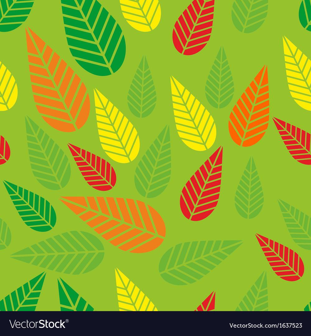 Autumn leaf 8 vector | Price: 1 Credit (USD $1)