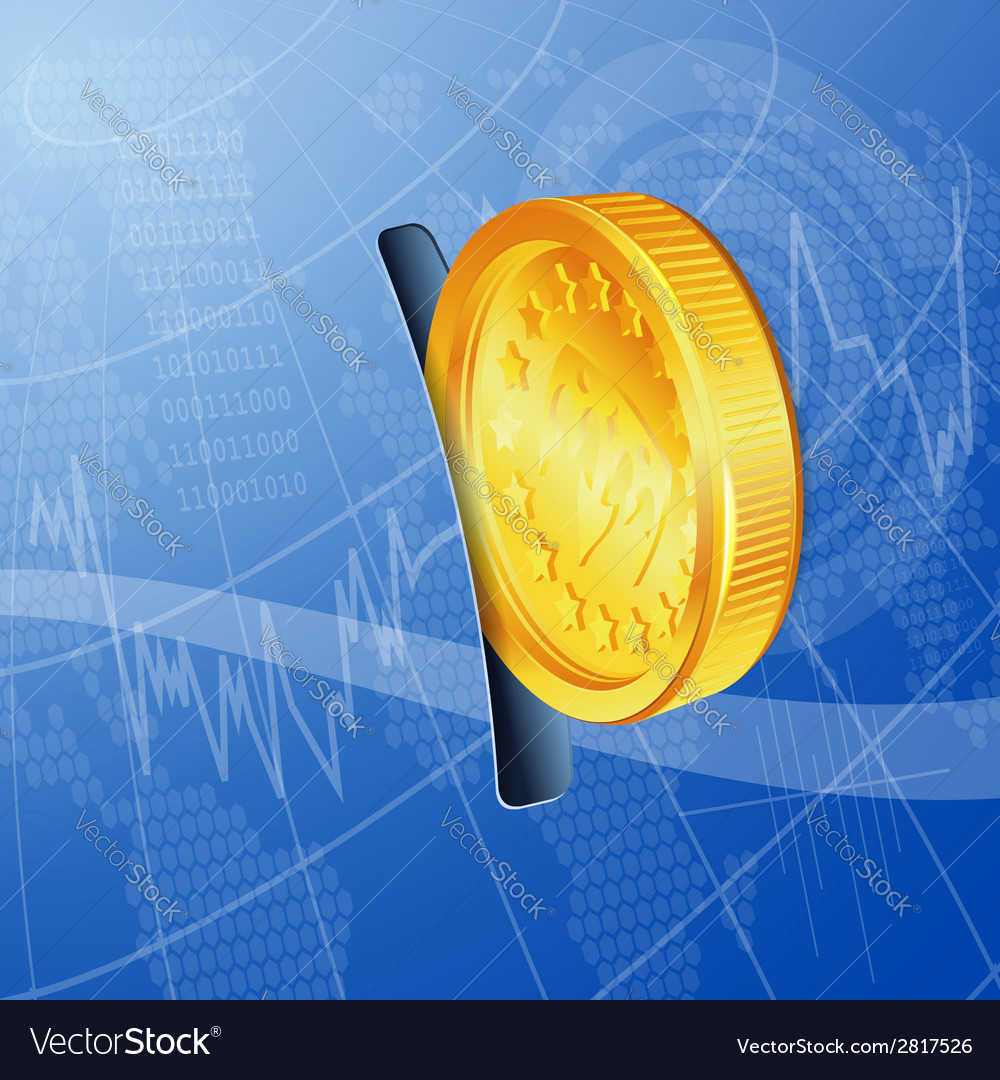 Financial concept vector | Price: 1 Credit (USD $1)