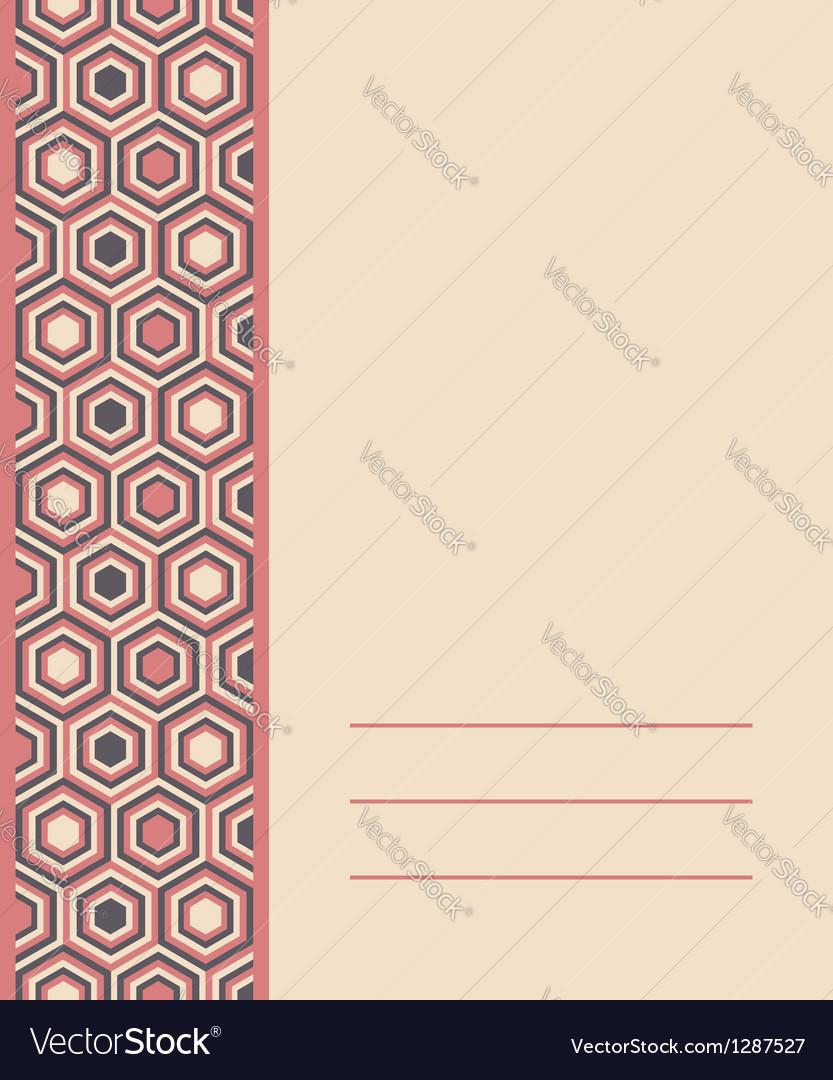 Pat viridian hex 1 rec 3 card 2 vector | Price: 1 Credit (USD $1)