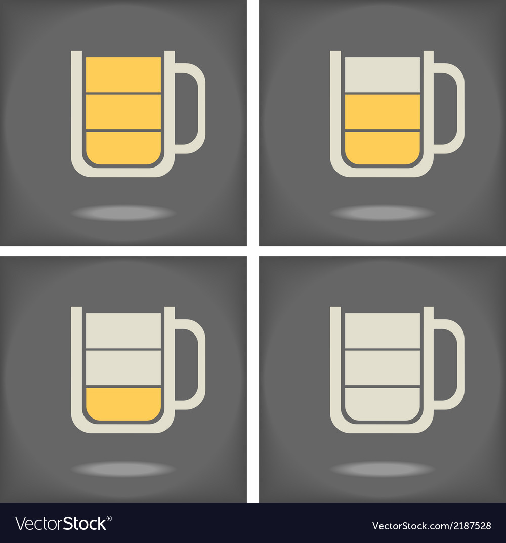 Beer mug vector | Price: 1 Credit (USD $1)