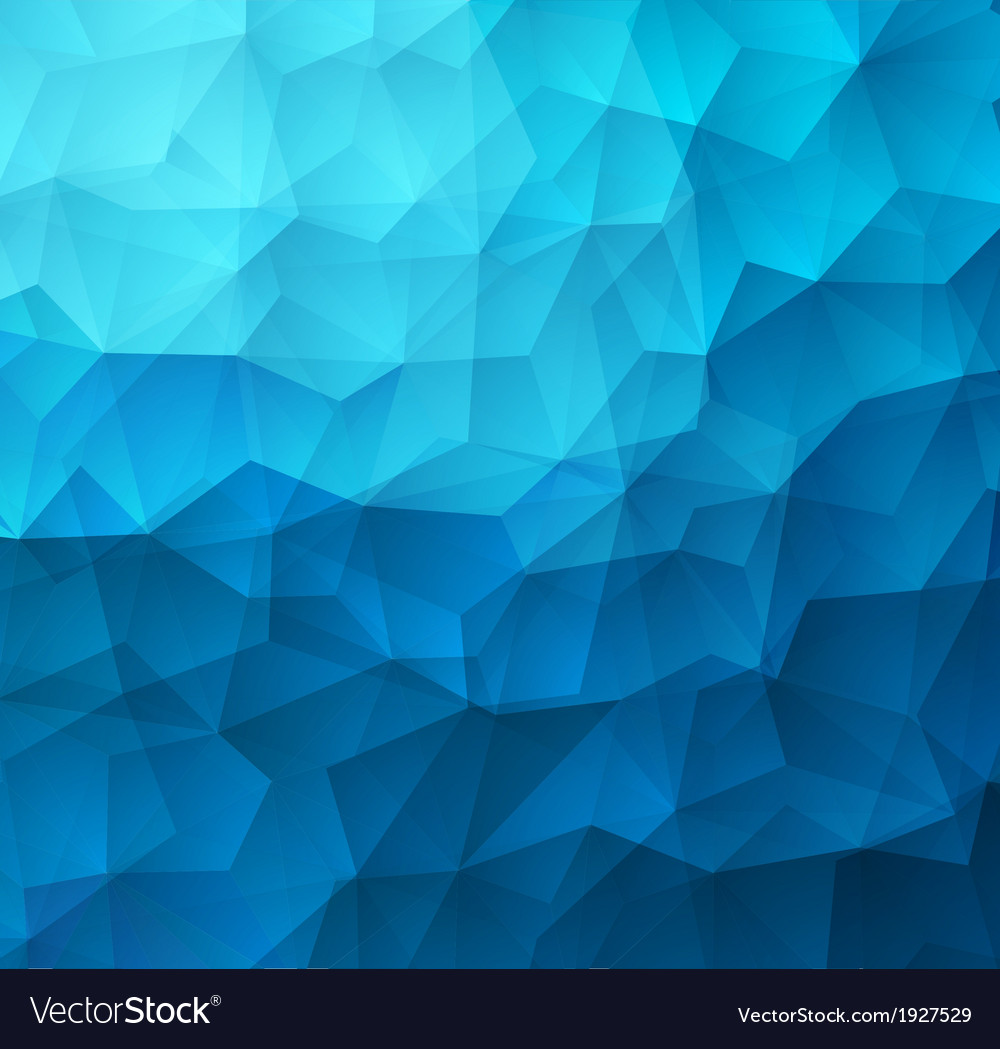 Abstract triangle geometrical colorful background vector | Price: 1 Credit (USD $1)