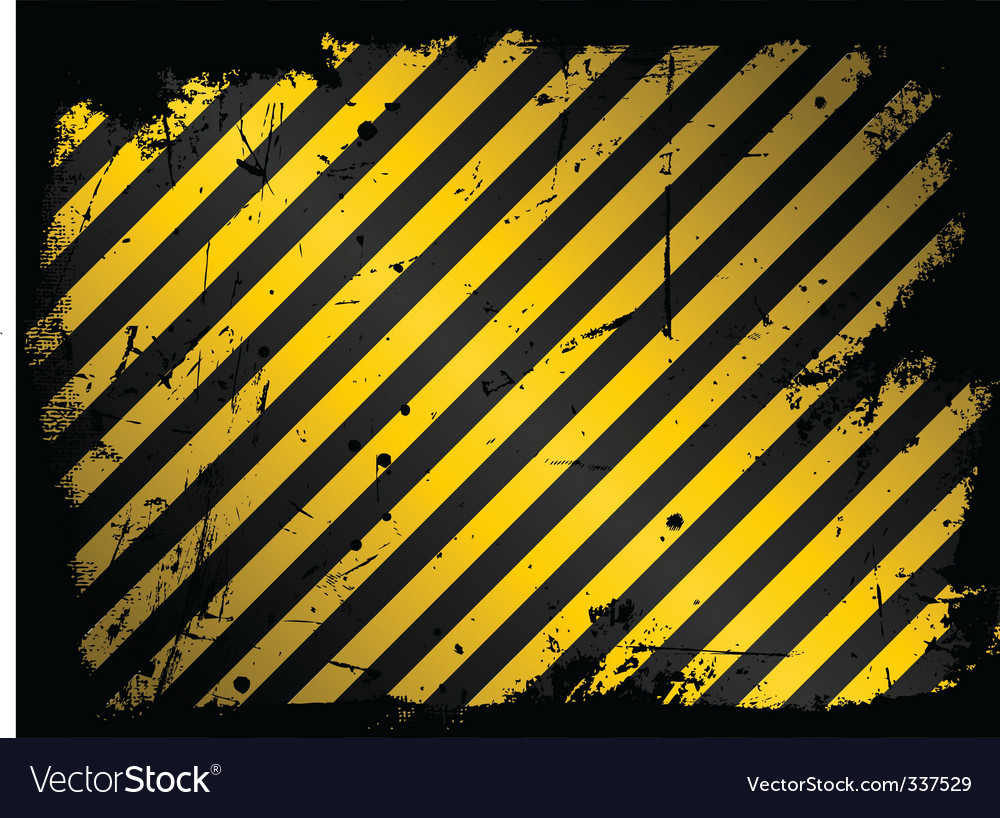 Grunge construction vector