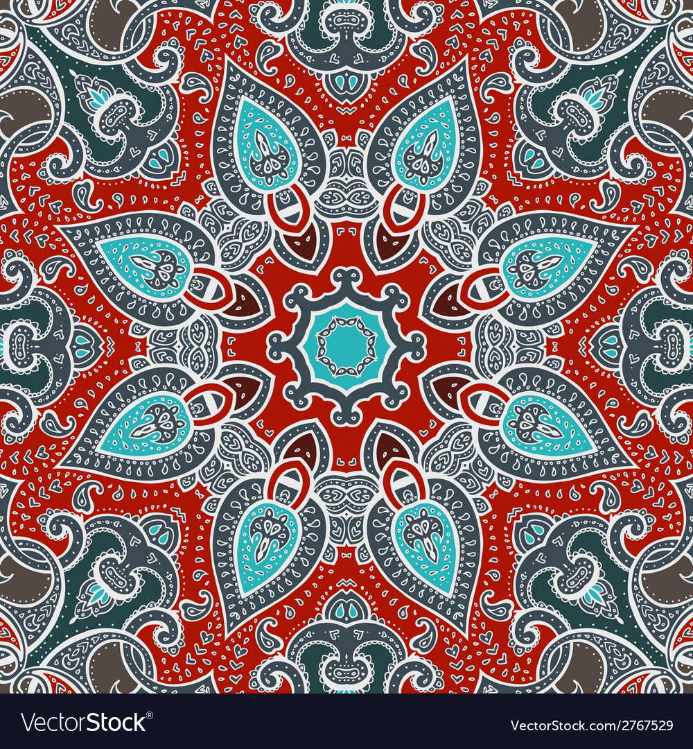 Mandala decorative pattern vector | Price: 1 Credit (USD $1)