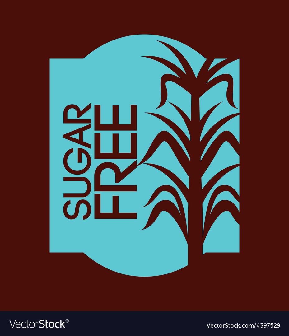 Sugar free vector | Price: 1 Credit (USD $1)