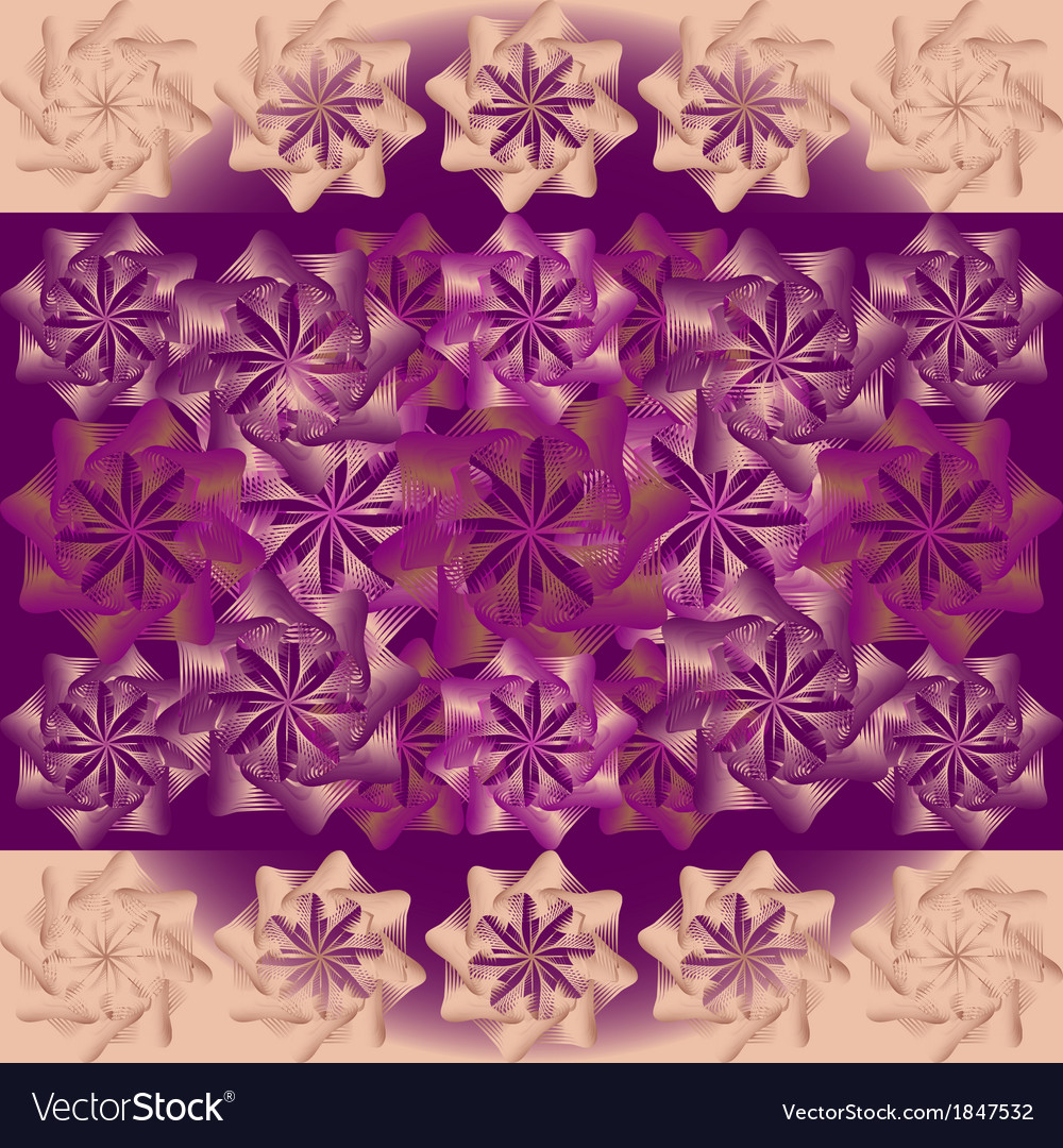 Floral pattern card vector | Price: 1 Credit (USD $1)