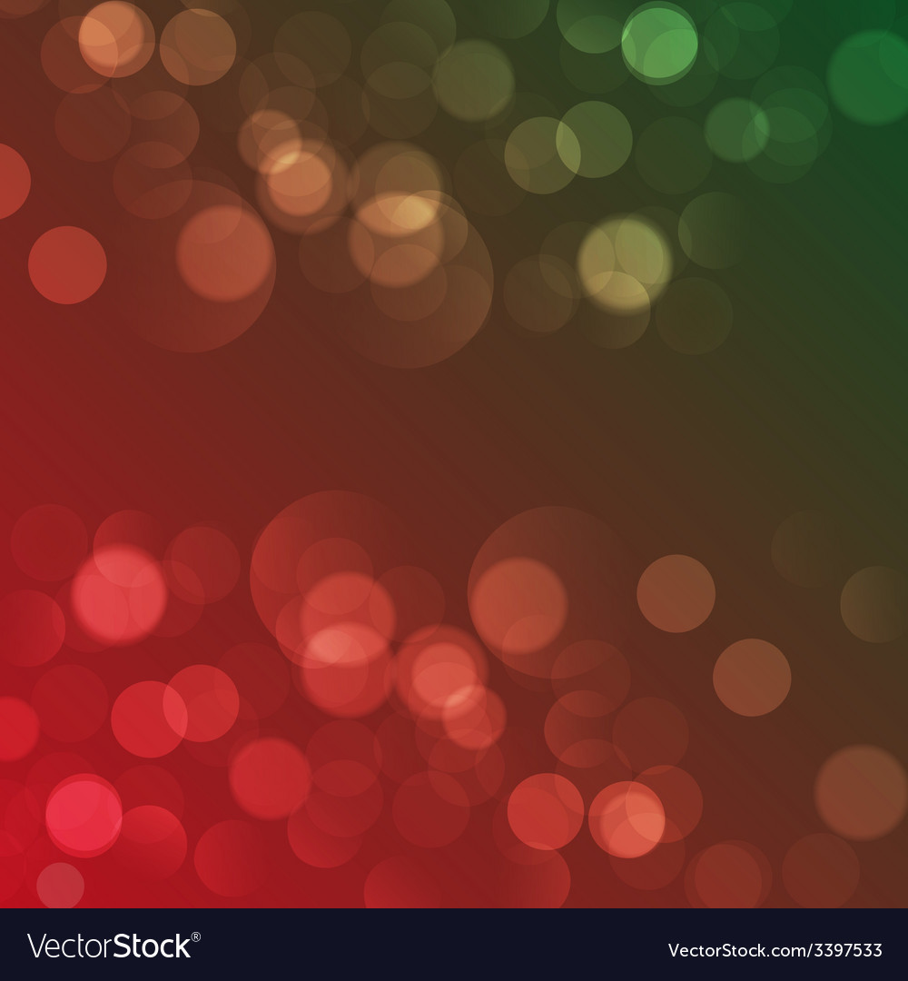 Abstract circular bokeh background vector | Price: 1 Credit (USD $1)