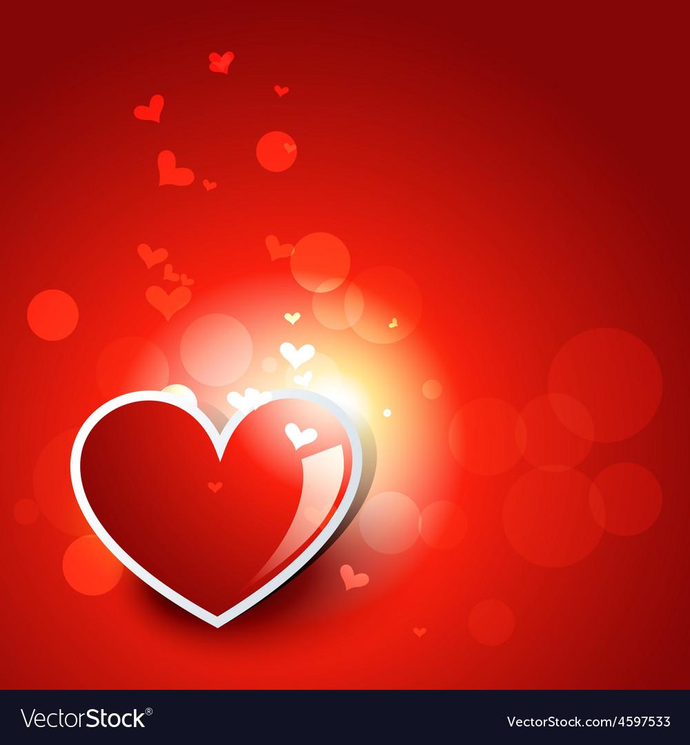 Heart design vector | Price: 1 Credit (USD $1)