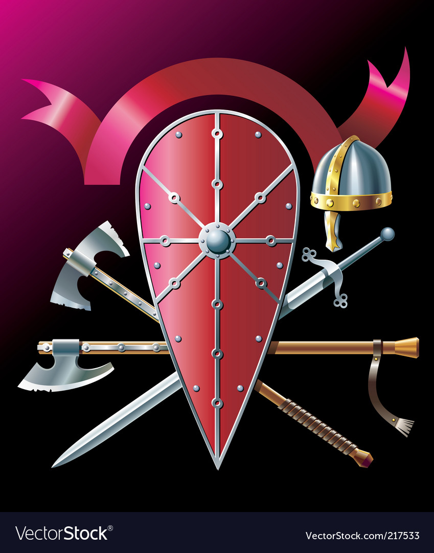 Poleaxe vector | Price: 3 Credit (USD $3)