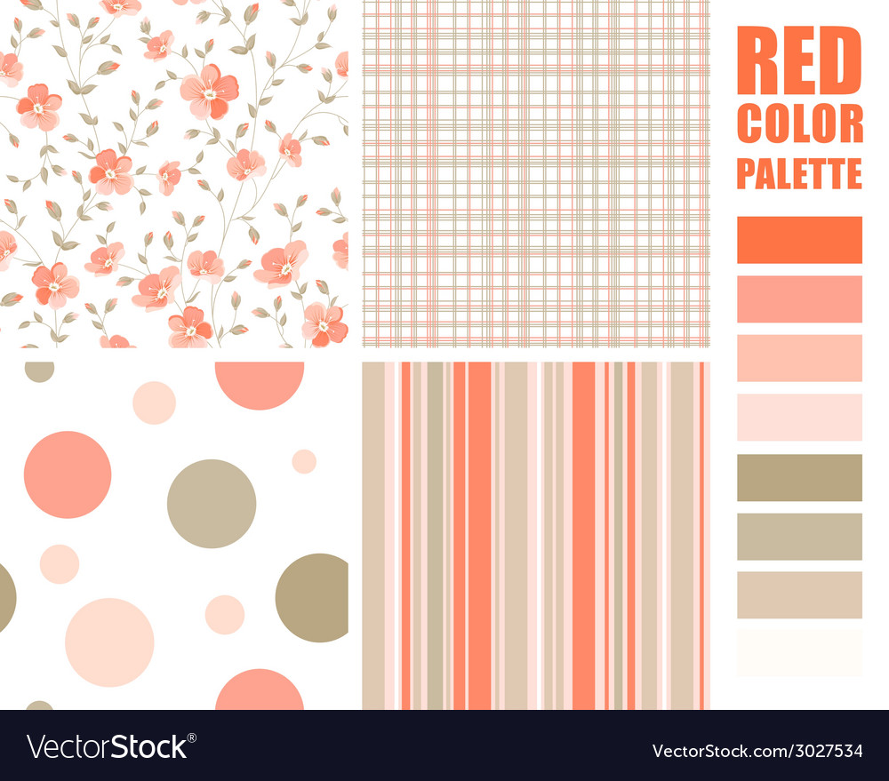 Fabric pattern vector | Price: 1 Credit (USD $1)