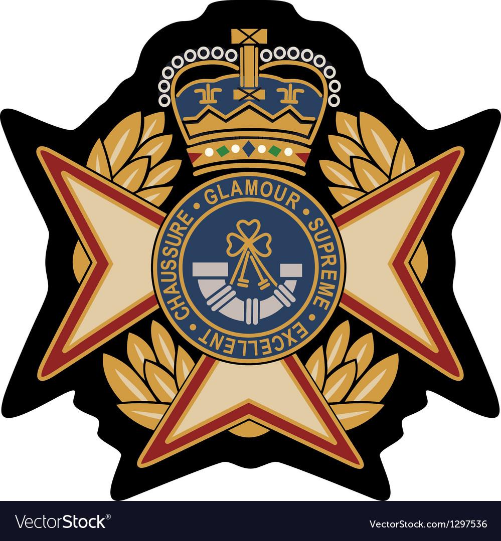 Emblem badge shield vector   Price: 1 Credit (USD $1)
