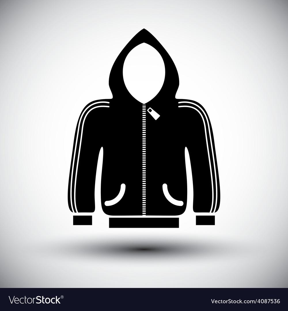 Sweatshirt vector | Price: 1 Credit (USD $1)