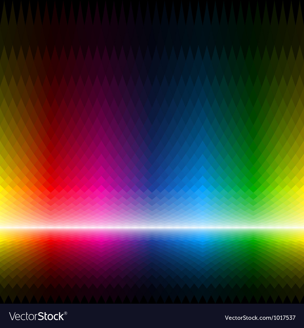 Seamless multicolor background vector | Price: 1 Credit (USD $1)