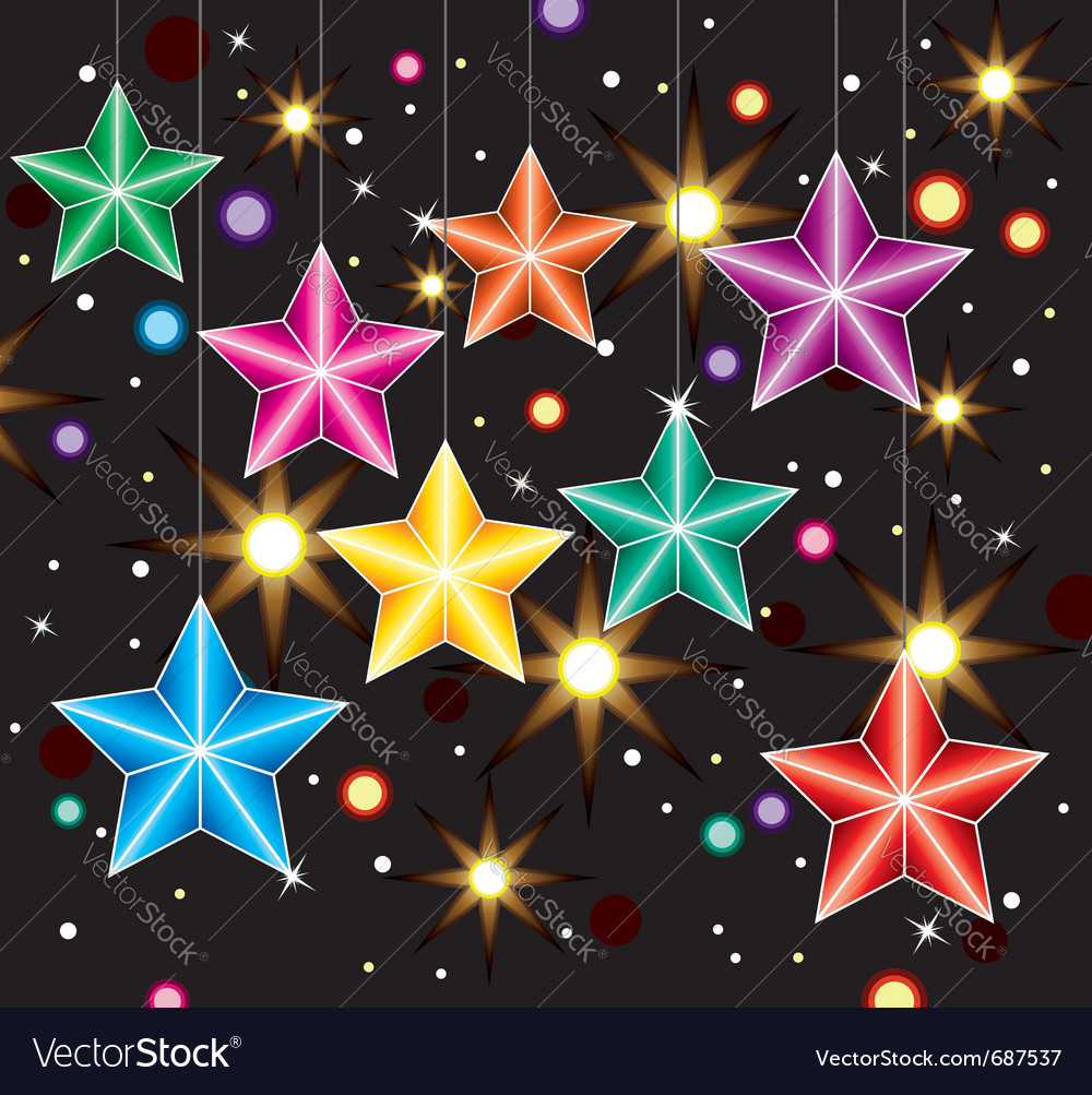 Winter holiday decoration vector | Price: 1 Credit (USD $1)
