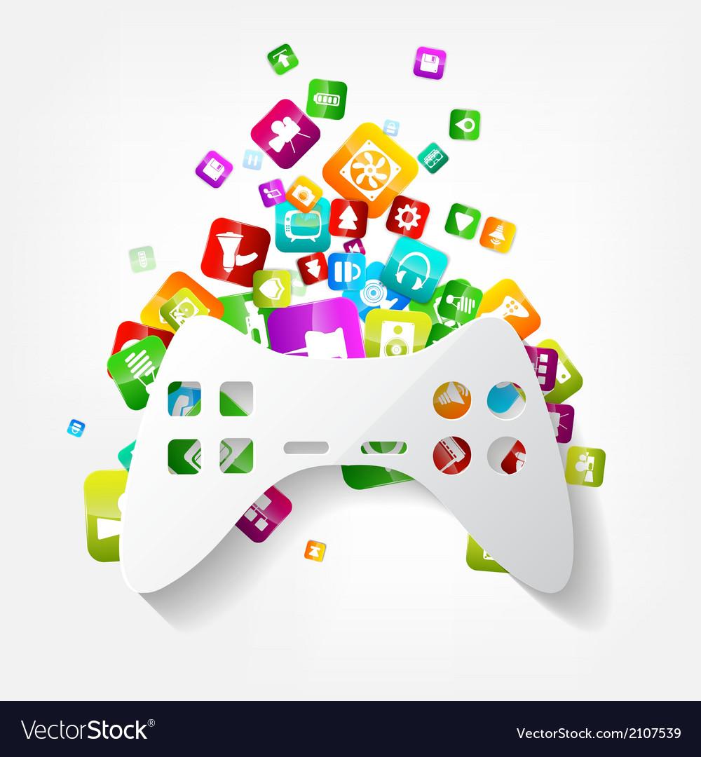 Application buttonsocial mediacloud computing vector   Price: 1 Credit (USD $1)