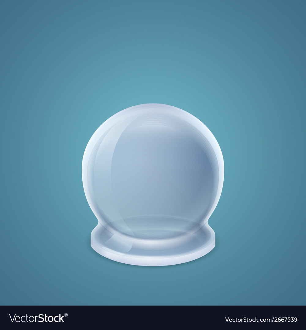 Inverted round bottom flask vector | Price: 1 Credit (USD $1)