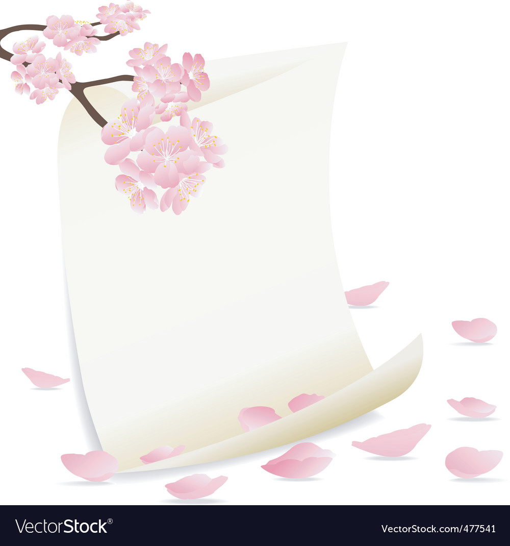 Frame flower land vector | Price: 1 Credit (USD $1)