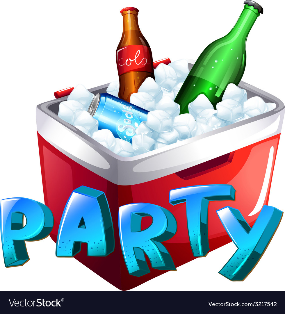 A party celebration vector | Price: 1 Credit (USD $1)
