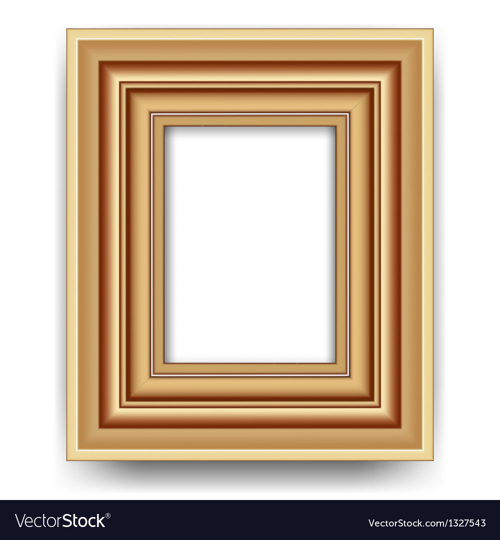 Frame for photo or picture vector | Price: 1 Credit (USD $1)