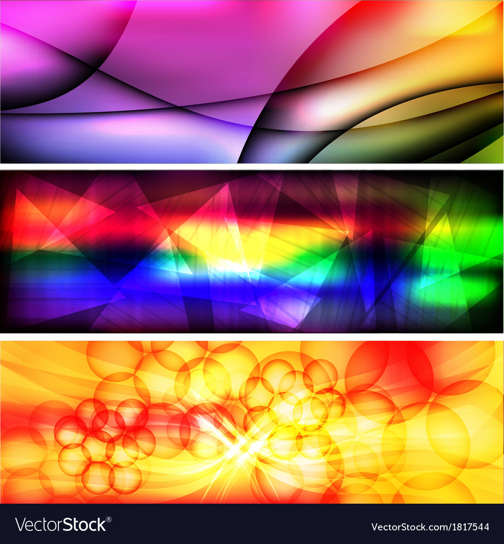 Abstract background banner 1 vector | Price: 1 Credit (USD $1)