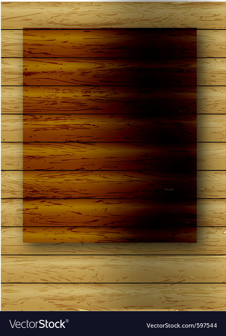 Abstract wood background vector   Price: 1 Credit (USD $1)