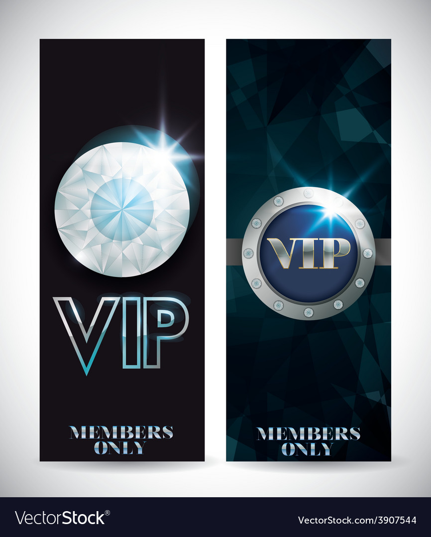 Vip member vector   Price: 1 Credit (USD $1)