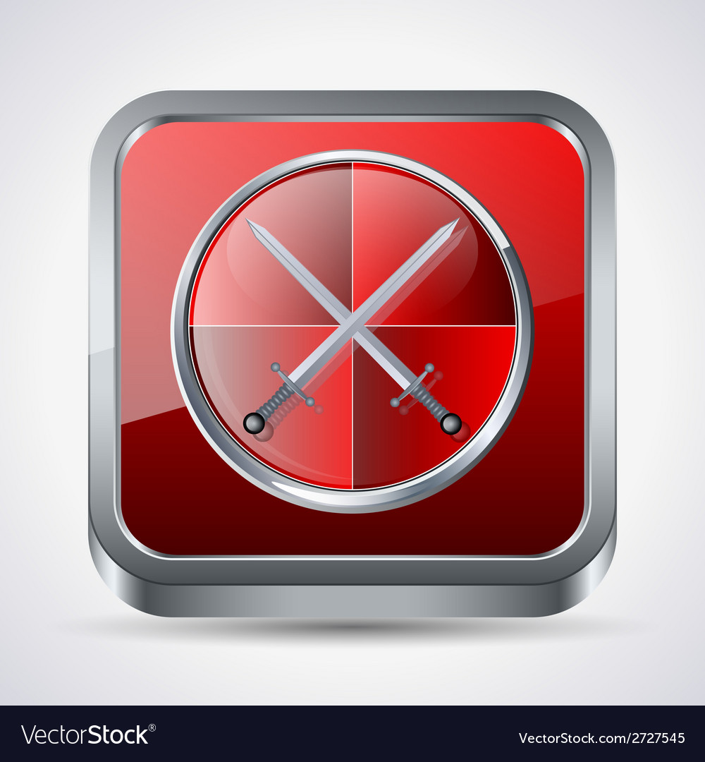 Antivirus icon vector | Price: 1 Credit (USD $1)