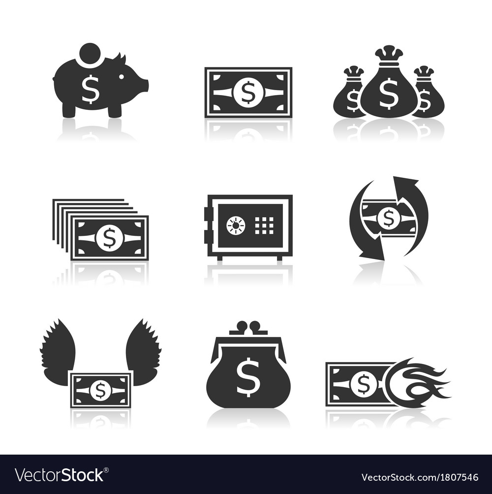 Money an icon3 vector   Price: 1 Credit (USD $1)